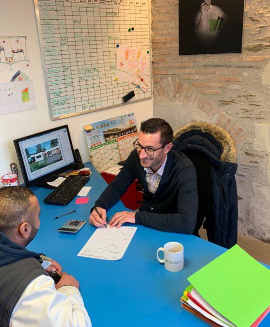 Rendez-vous avec votre constructeur de maison à Angers : Atelier d'architecture Cordier Daviau