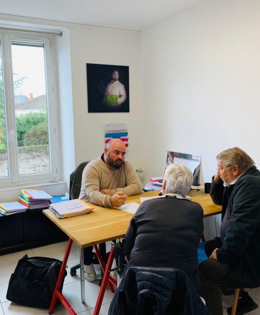 Rendez-vous pour créer une extension de maison à Angers, avec Cordier Daviau