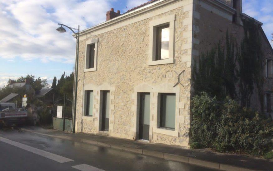 rénovation maison en vieille pierre