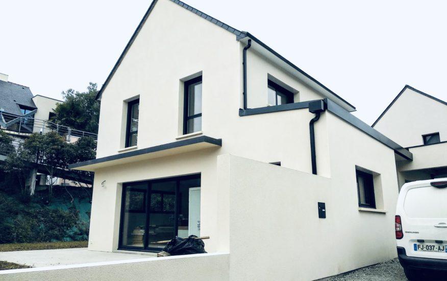 maison tradi contemporaine