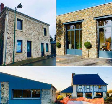 Rénovation de maison et extension à Angers et dans le Maine et Loire